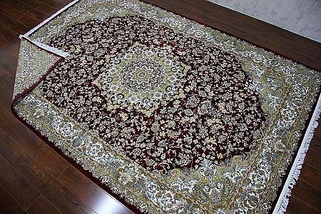 Иранские ковры – история