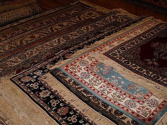 Турецкие ковры с доставкой